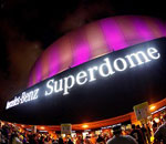 Mercedes Benz Super Dome, New Orleans